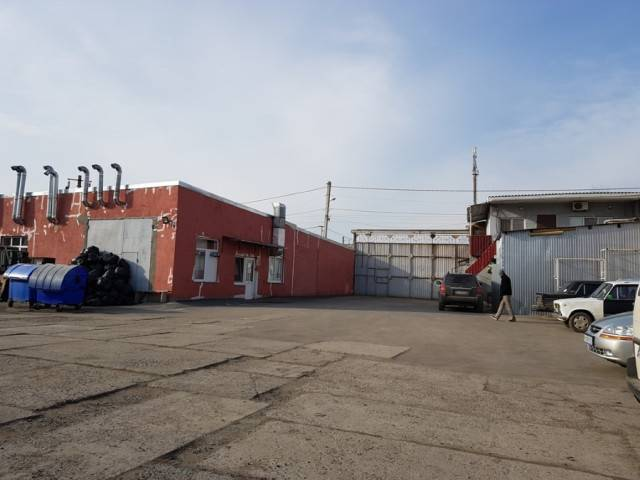 продажа склад Ленпоселок Бирюкова – Главное фото объявления