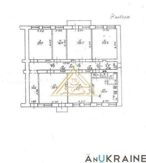 Продаю 5-комнатную квартиру в Одессе Успенская - фото №4 объявления №35534