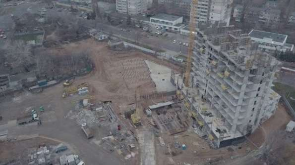 последнее фото с места строительства