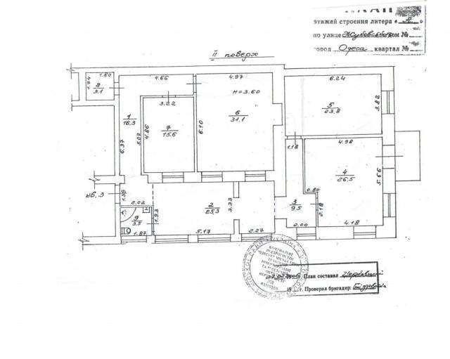 Сдаю офис в Одессе Жуковского - фото №10 объявления №5635