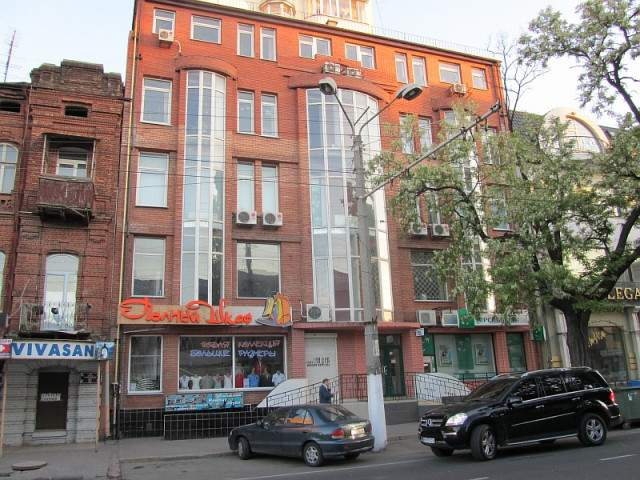 аренда офис Центр Малая Арнаутская – Главное фото объявления