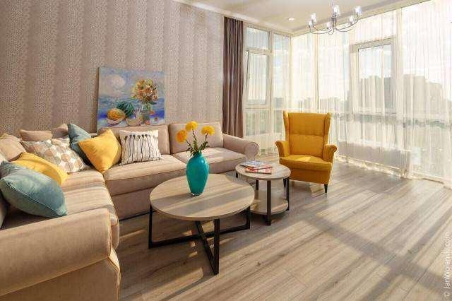 аренда 2-к квартиры Приморский Французский бульвар – Главное фото объявления