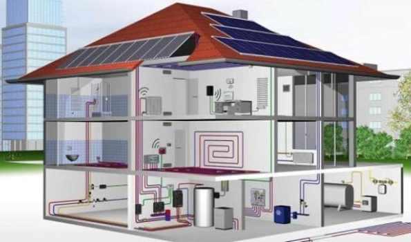 Особенности системы отопления дома